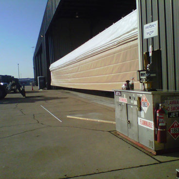 Waukegan International Airport/Multi Leaf Rolling Door 4