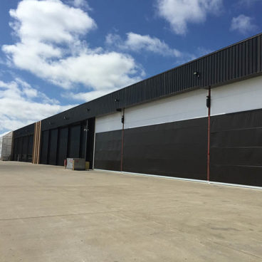 Waukegan International Airport/Multi Leaf Rolling Door 5