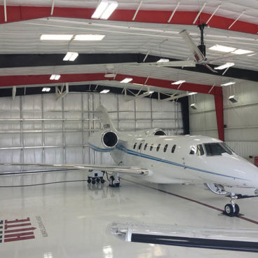 Waukegan International Airport/Multi Leaf Rolling Door 3