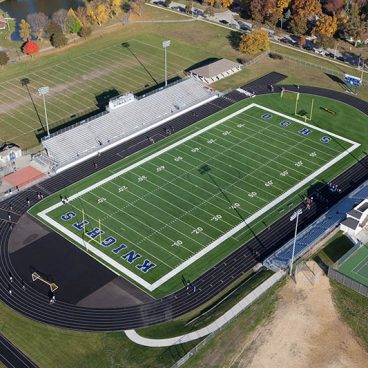 Whitnall High School Stadium and Athletic Fields 4
