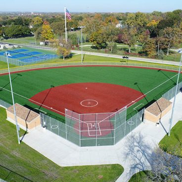 Whitnall High School Stadium and Athletic Fields 2