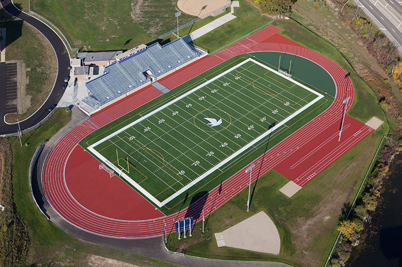 Whitnall High School Stadium And Athletic Fields Vjs