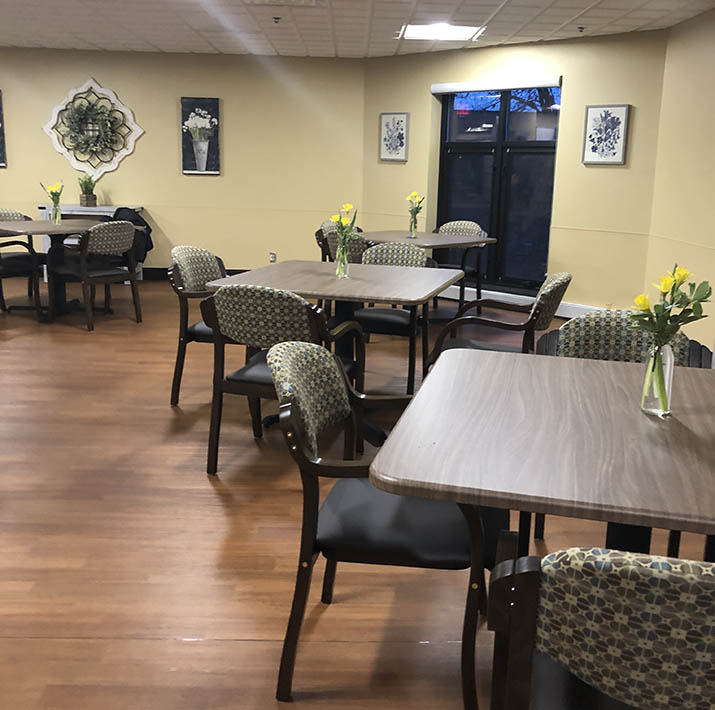 Clement Manor Holds Open House for New Space 1