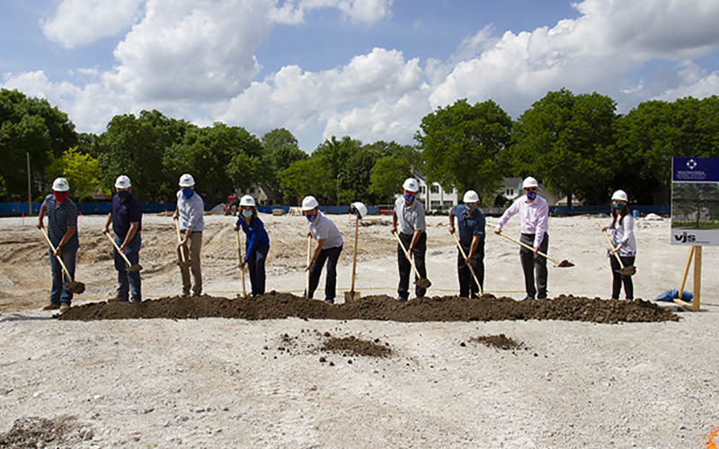 VJS Construction Services Announces Groundbreaking Takes Place at McKinley Elementary School in Wauwatosa 1