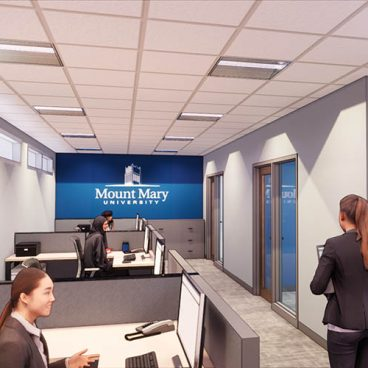 Mount Mary University –Welcome Center 2