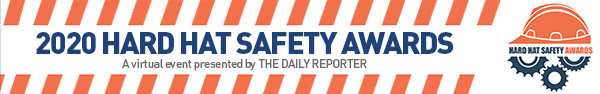 VJS Construction Services Honored with Daily Reporter Hard Hat Safety Award 1