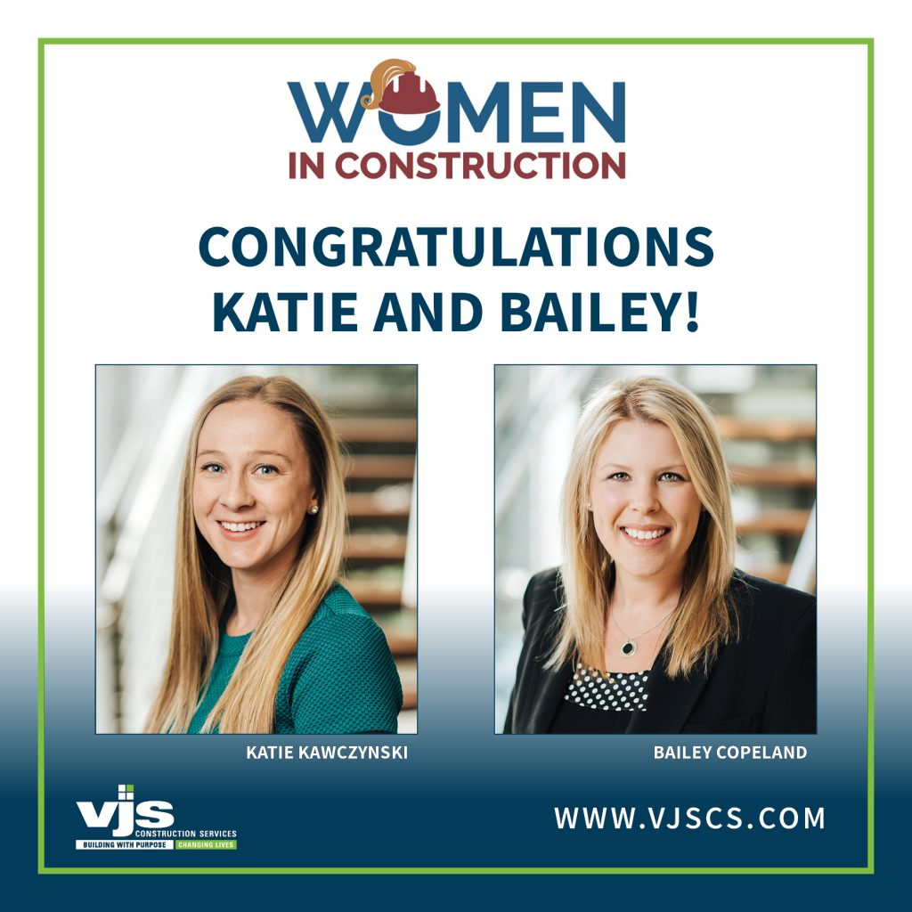 Two VJS Employees Honored with The Daily Reporter Women in Construction Award 1