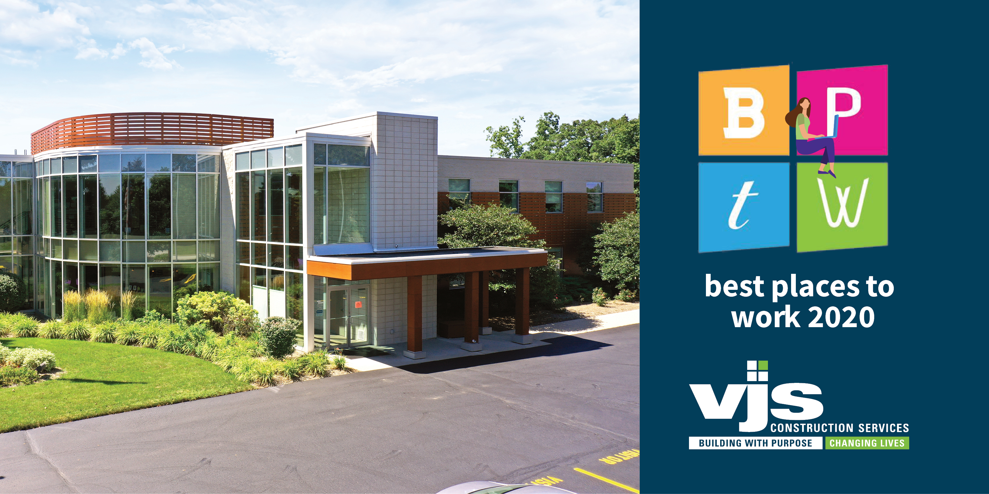 VJS Construction Services Receives 2020 Best Places to Work Award from the Milwaukee Business Journal 2