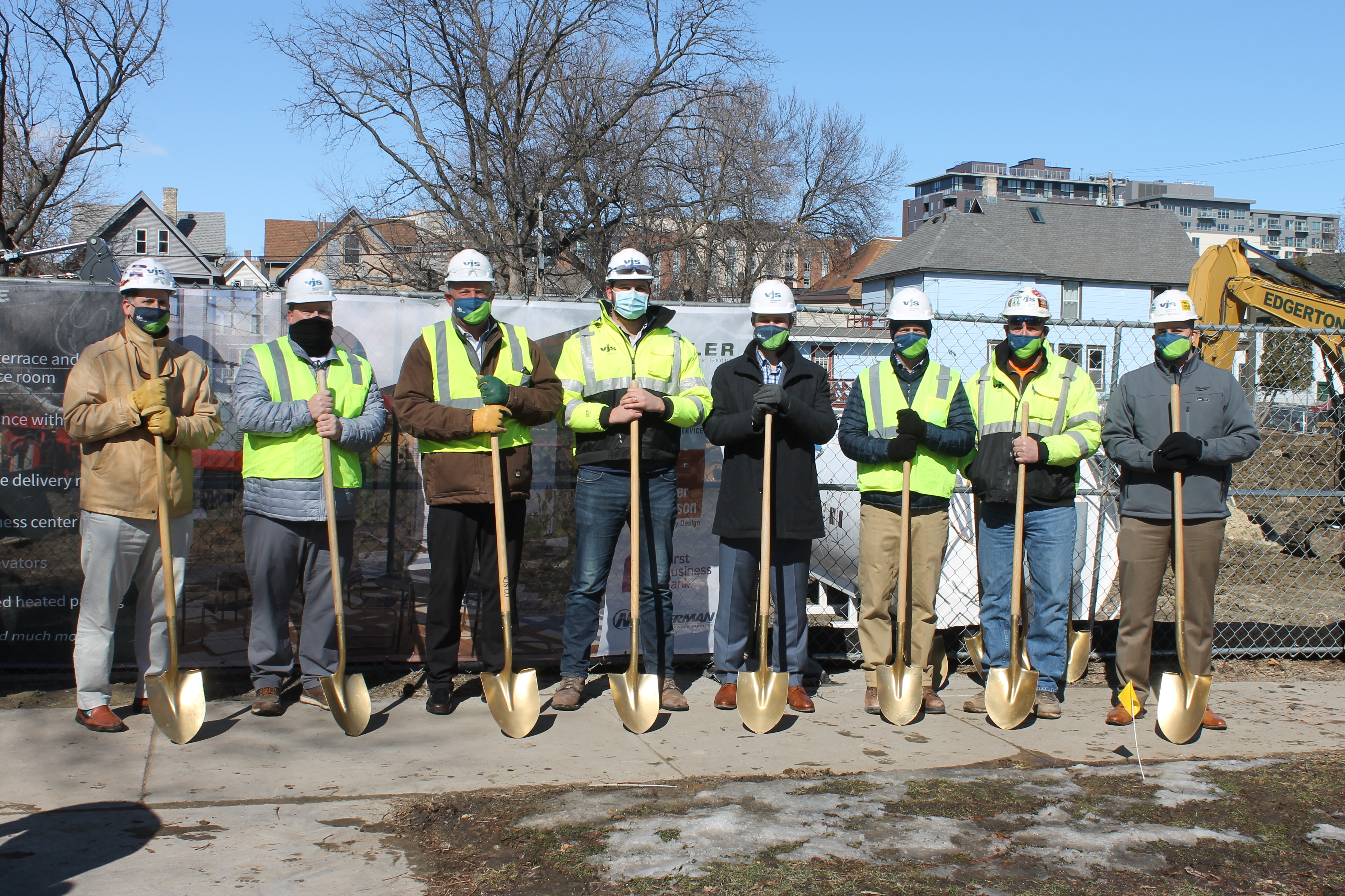 Avenir Apartments Break Ground in Madison 1