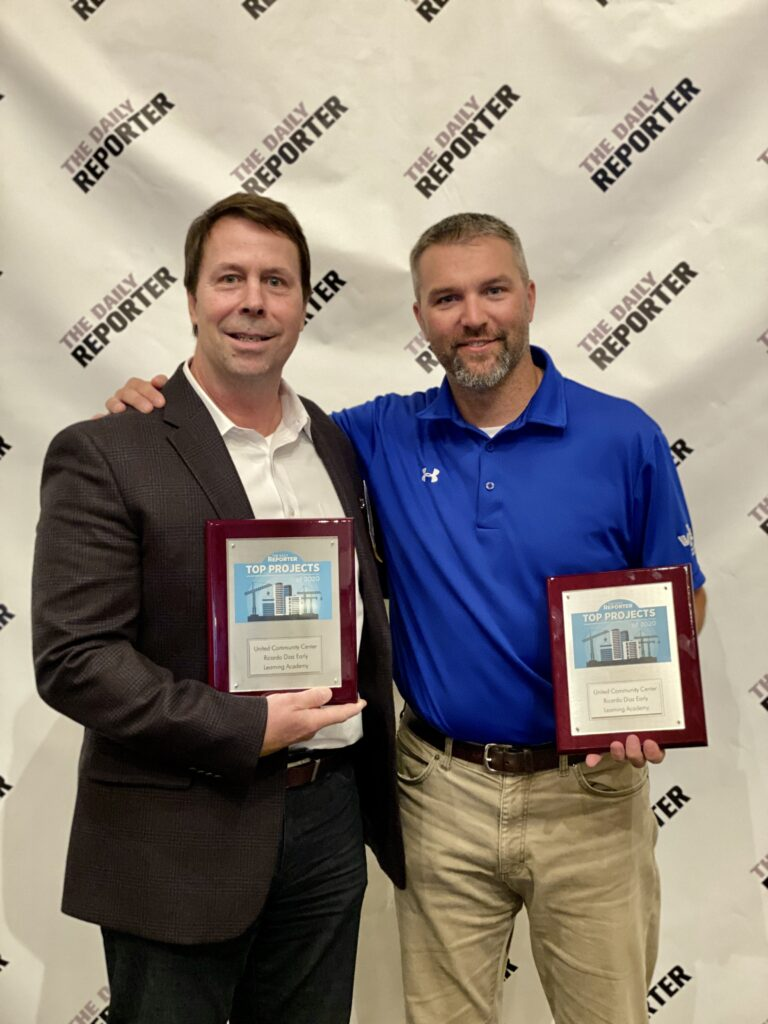 VJS Takes Home Two Top Project Awards from the Daily Reporter 3